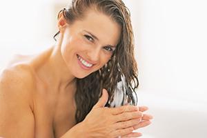 azijn als vervanger van shampoo