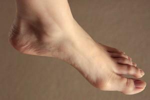 voetschimmel verwijderen met azijn
